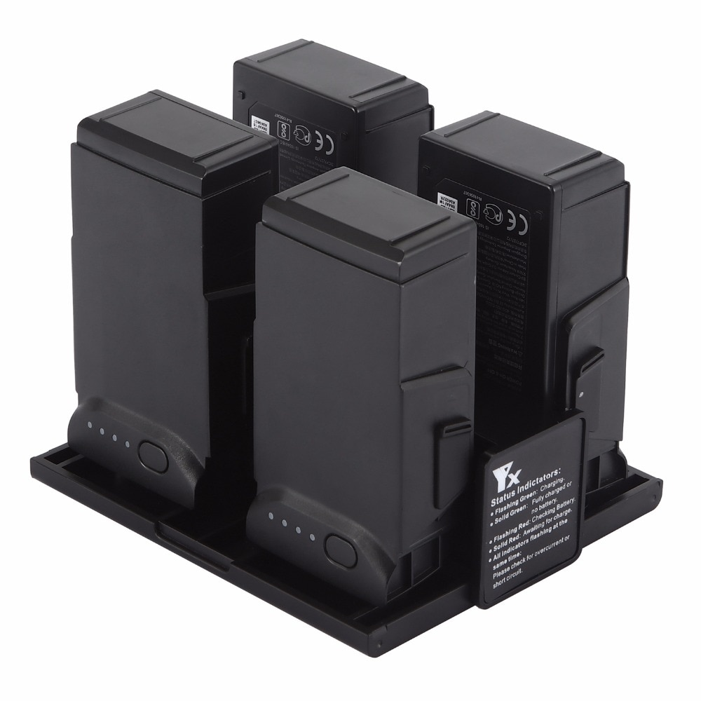 4 in 1 DJI Mavic Air Portable Drone Battery Charger