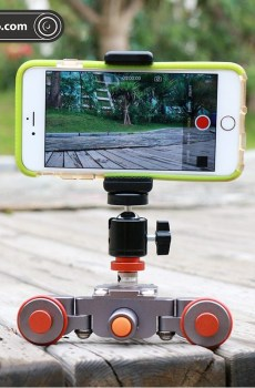 Three Wheel Smartphone Auto Dolly