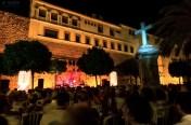 30 de Julio,Music in the Church´s Square