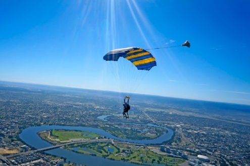 Skydiving in Perth: Top experiences. locations and deals | Finder