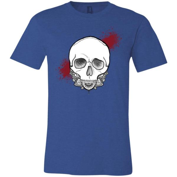 Skull - Heather Royal