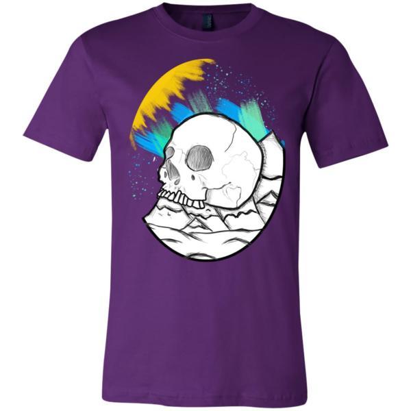 Skull Mountain - Team Purple