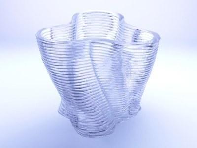 La impresión 3D rompe la barrera del vidrio