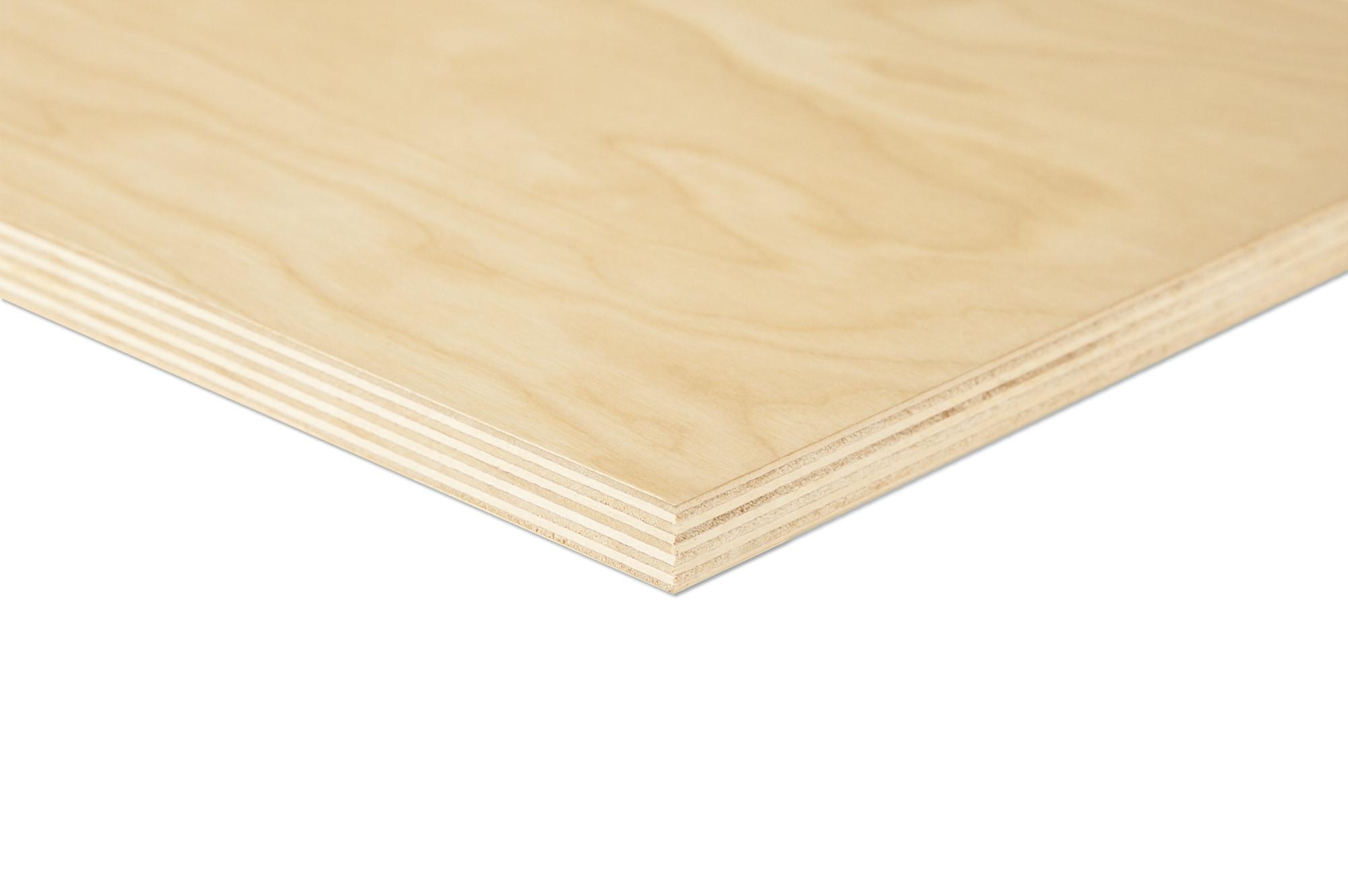 Sanply Prefinished Birch Plywood C D Grade 1 2 75 Sheet Pack