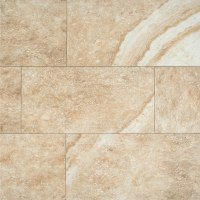 "MS International Ceramic Tile - Aliso Series Bone / 12""x24"""