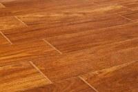 "Salerno Ceramic Tile - American Wood Series Copper Oak 6""x24"""