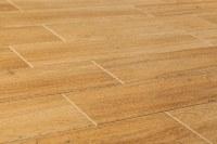 "Salerno Ceramic Tile - American Wood Series Wheat Oak 6""x24"""