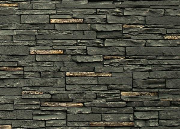 Exterior Faux Stone Siding Panels