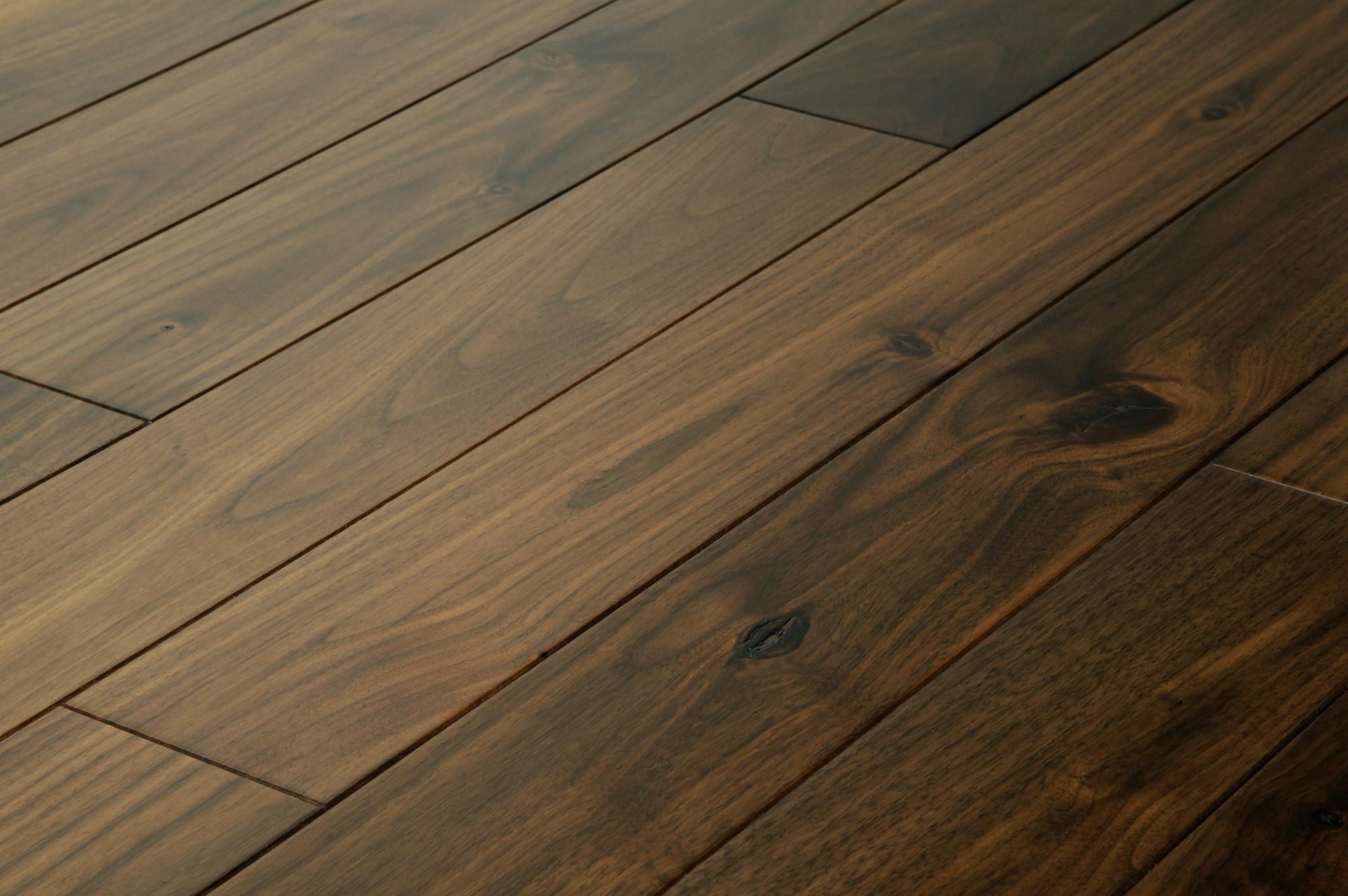 Jasper Hardwood  Prefinished American Black Walnut