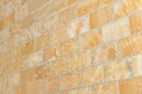 "Cabot Onyx Mosaic - Onyx Series Honey Onyx Subway / 2""x4 ..."