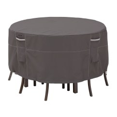Patio Table And Chair Set Cover Faux Fur Chairs Uk Classic Accessories Covers Ravenna Furniture