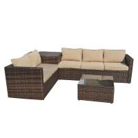 Kontiki Conversation Sets - Wicker Sofa Sets Jasmine  4 ...