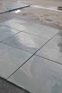 FREE Samples: Cabot Slate Tile Montauk Black / Natural ...