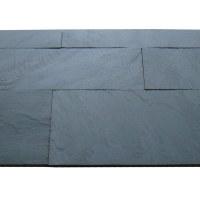 Roterra Slate Tile - Plank Sets Midnight Black / Plank Set