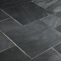 FREE Samples: Roterra Slate Tiles - Carbon Series Indian ...