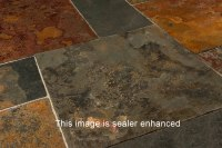 Roterra Slate Tiles - Versailles Pattern Multi Raja ...
