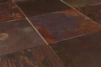 "Roterra Slate Tiles Multi Raja 12""x12""x3/8""-1/2"""