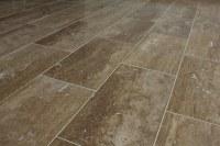 FREE Samples: Kesir Travertine Tile - Polished Noce ...