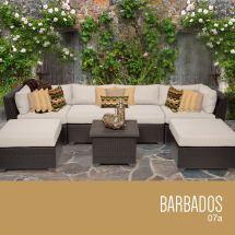 Tk Classics Barbados Collection Outdoor Wicker Patio
