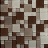 Newlinkz Glass mosaic Instant Mosaic