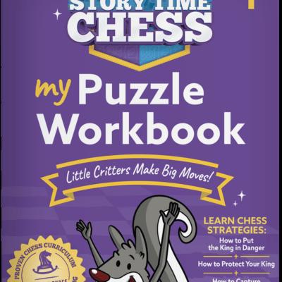 my Puzzle Workbook - Book 1