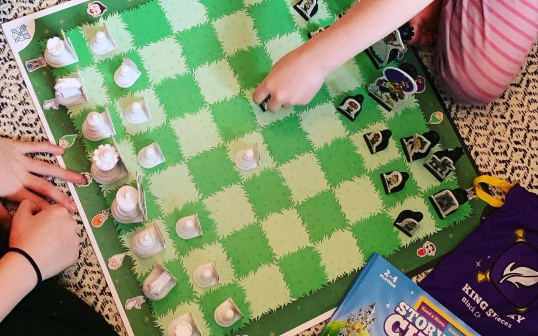 7 tips to get the most out of Story Time Chess