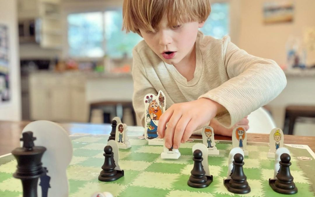 Six Reasons to Spend Your Summer with Story Time Chess!