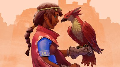 Falcon Age Marketing Image