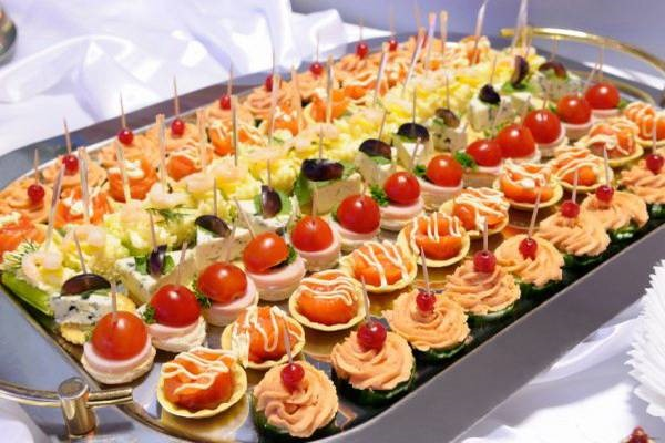Alluring Hors D'oeuvres