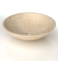 Sphere Natural Stone Sink