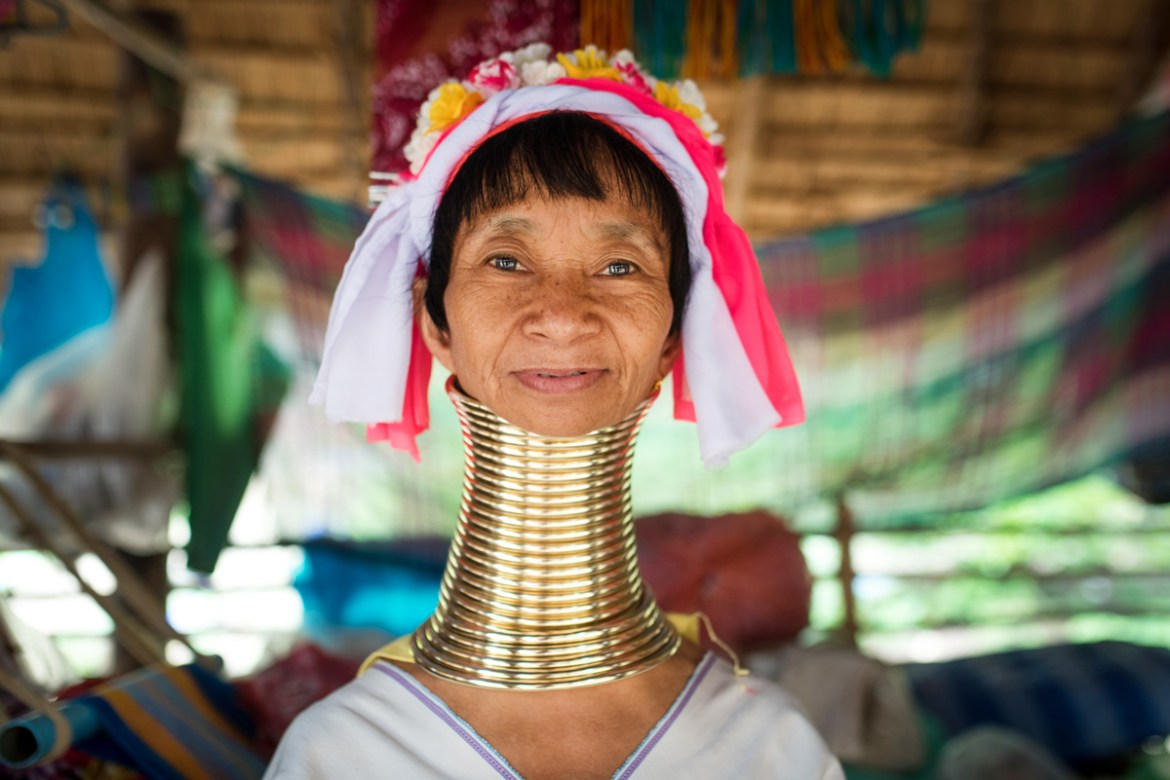 Image result for Kayan Tribe: The Unique Long Neck People Of Thailand