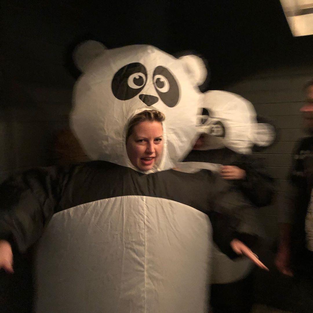 Pandas at