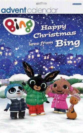 A Bing Advent Calendar From Pink Amp Greene