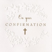 Confirmation Congratulations Greetings Cards At Pink