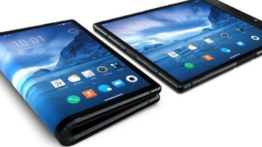 Riviera - Opinion - A breakthrough in foldable display technology