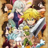 Nanatsu no Taizai: Kamigami no Gekirin Sub Español [06-24] [Mega-Mediafire-Google Drive] [HD-HDL]