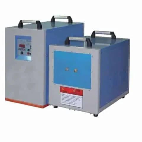 Medium frequency supplies for induction heating 70kw