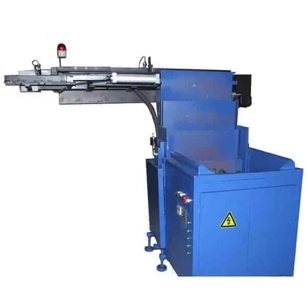 PLC induction forging rod bar furnace