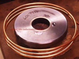 shrink fitting carbide ring