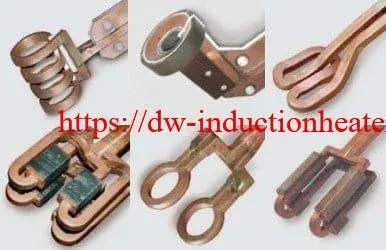 induction brazing coils design