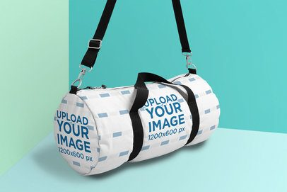 Find & download the most popular gym bag psd on freepik ✓ free for commercial use ✓ high quality images ✓ made for creative projects. Duffle Bag Mockup Generator Try 15k Mockups For Free Placeit