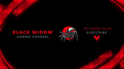 Free] youtube banner template psd 2014 clean design 1920x1080. Youtube Banner Maker Design Templates Placeit