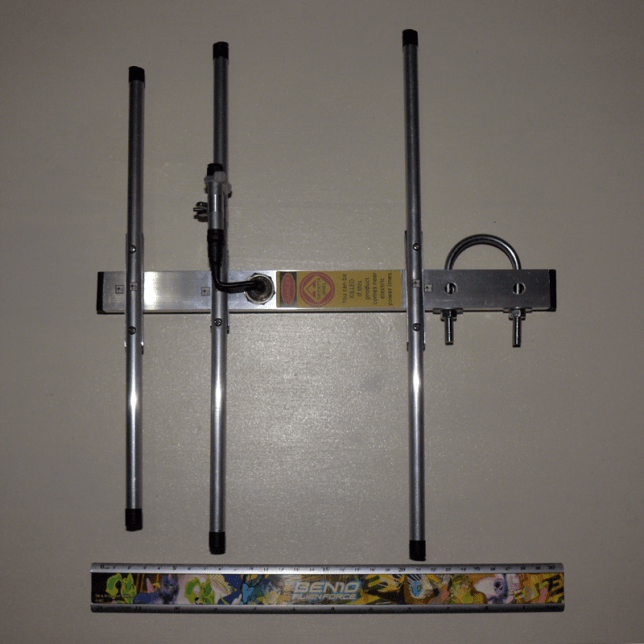 3 Elements UHF Yagi (70cm Amateur)