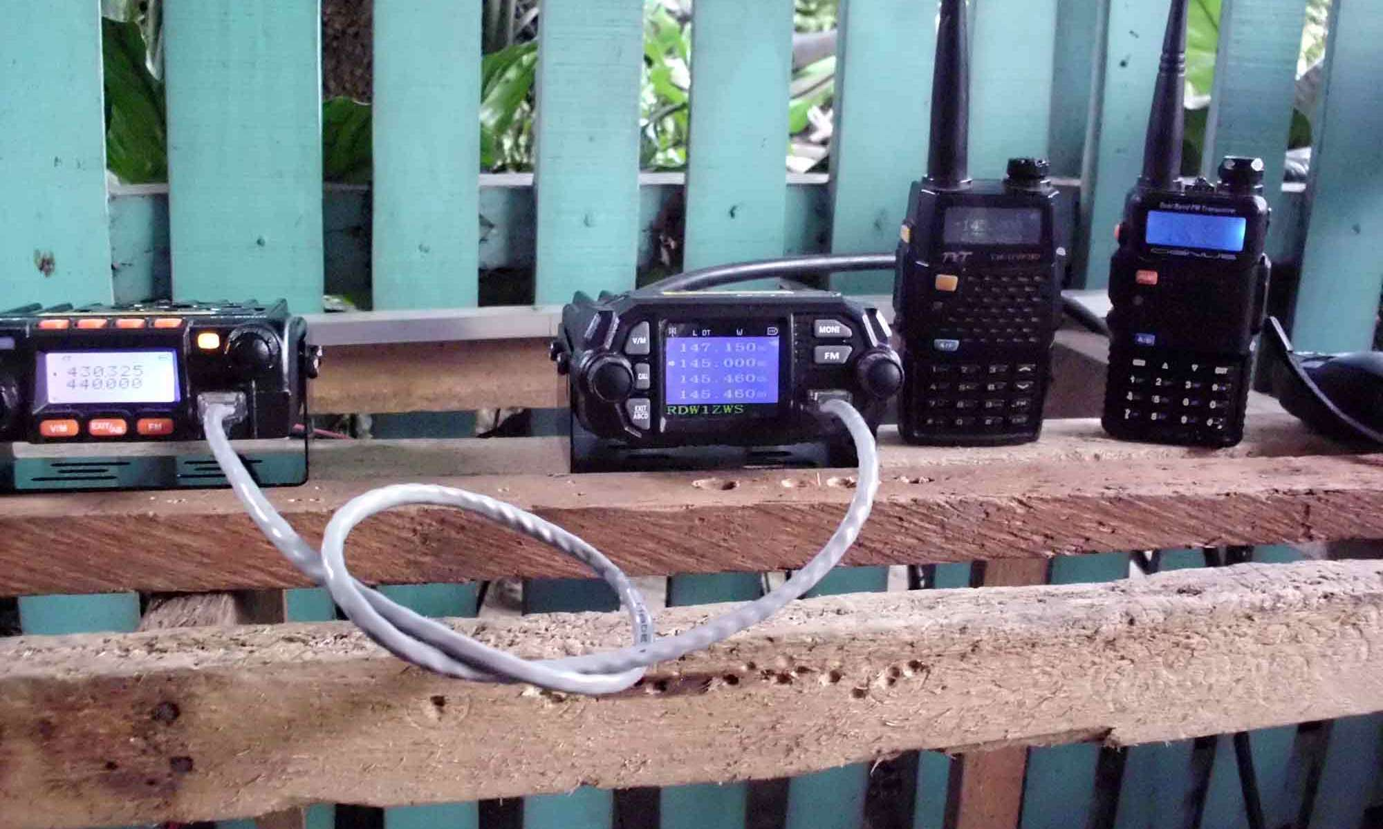 QYT KT8900 and KT8900D Repeater System