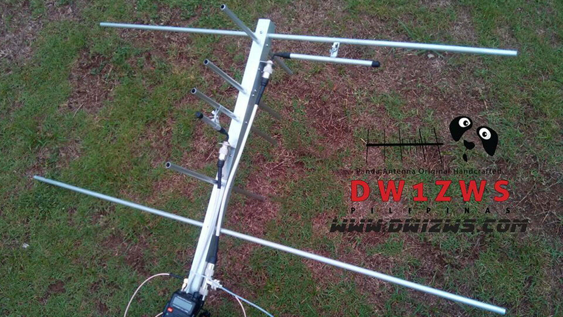 2x4 Cross Yagi Antenna