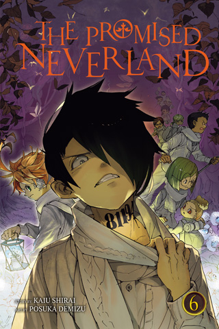 The Promised Neverland Tome 5 : promised, neverland, Preview, Promised, Neverland,