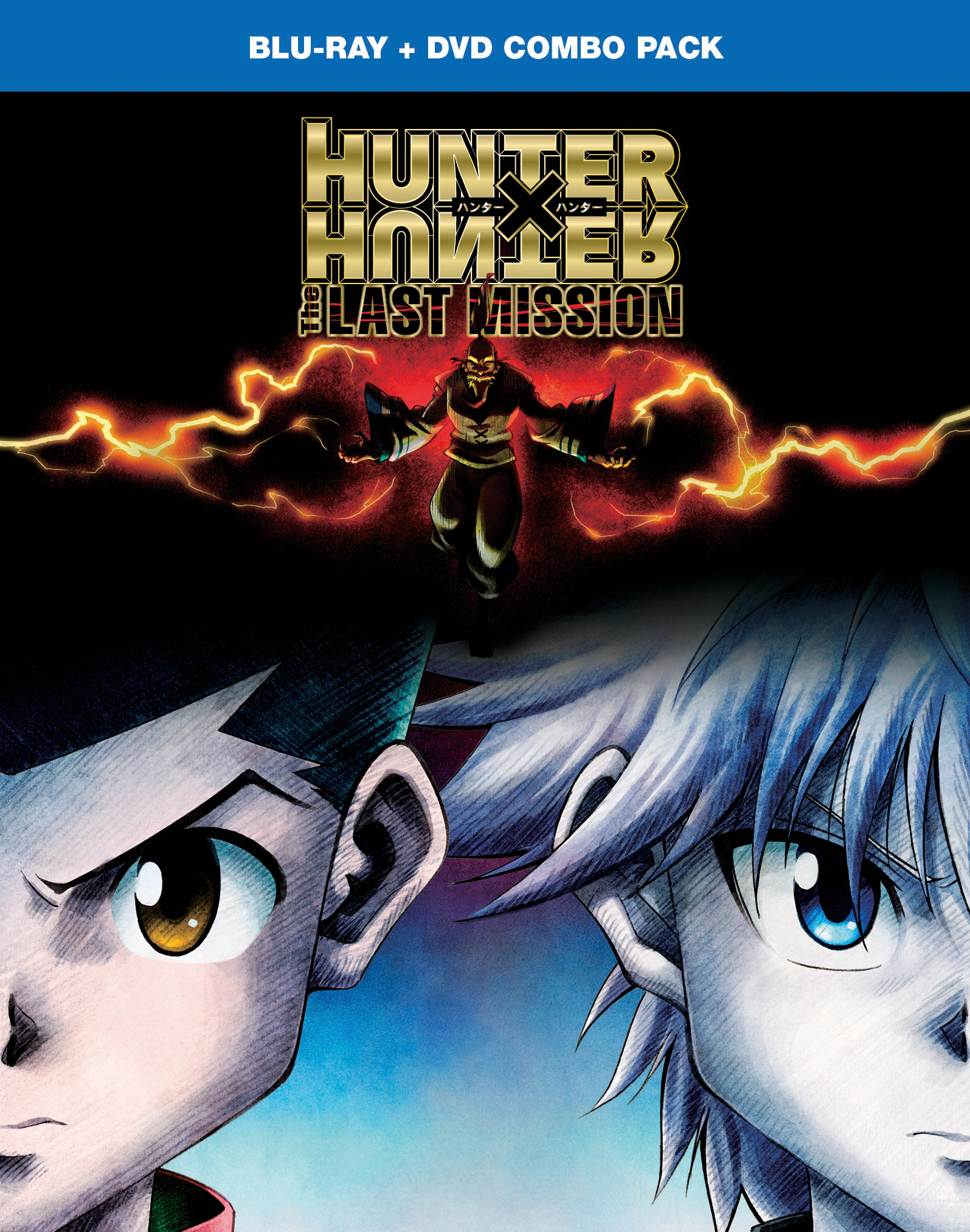 Hunter X Hunter Saison 8 : hunter, saison, Official, Website, Hunter