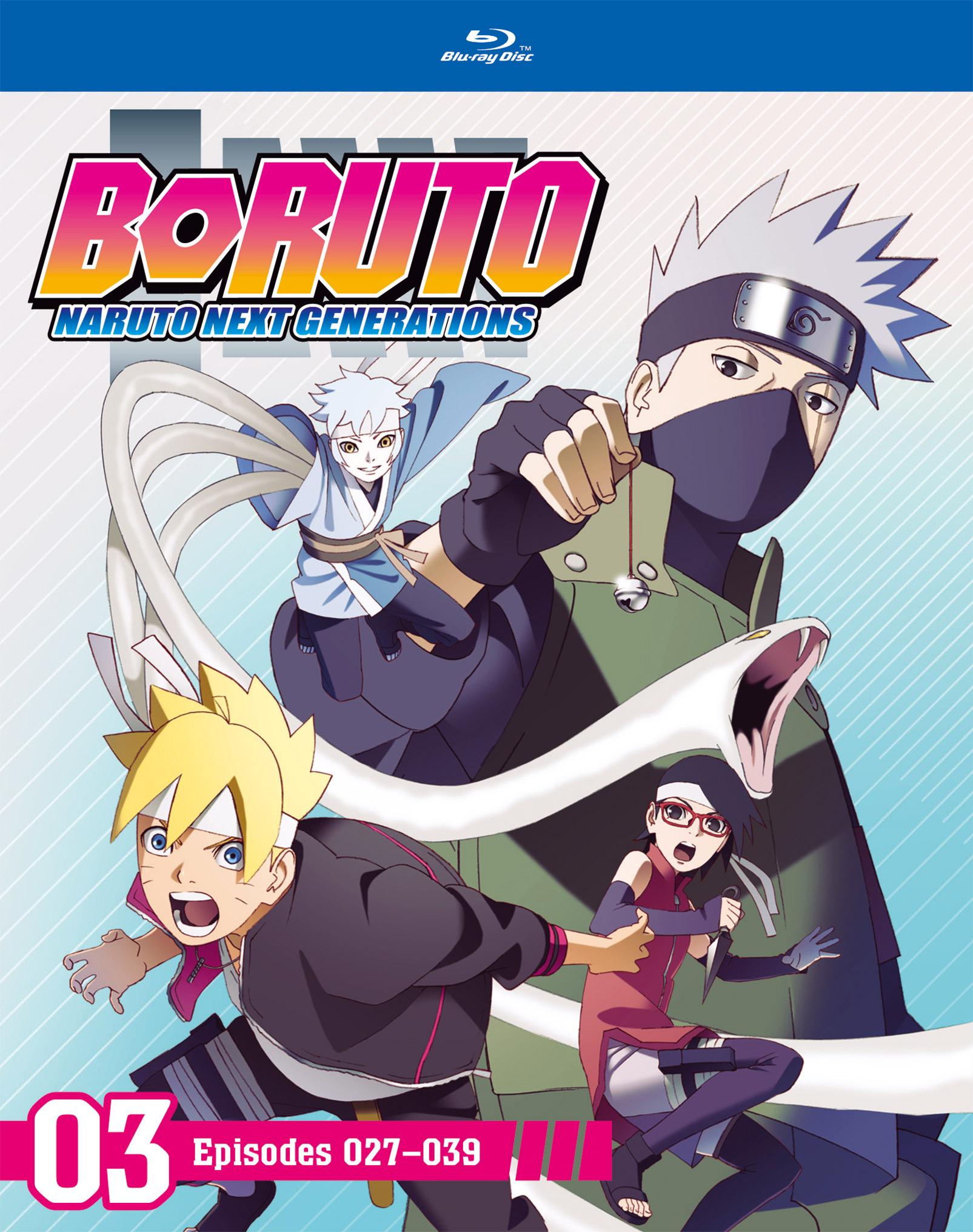 Boruto Next Generation Episode 2 : boruto, generation, episode, Boruto:, Naruto, Generations,