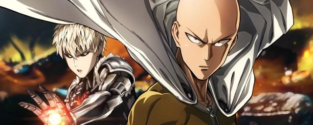 Anime like MHA #3 - One Punch Man