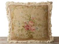 Warwick Tapestry Pillow - Fine Tapestries - Schweitzer Linen